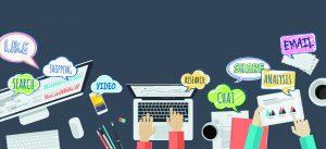seo social media website design