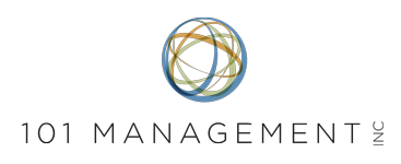 101 Management Inc. Logo