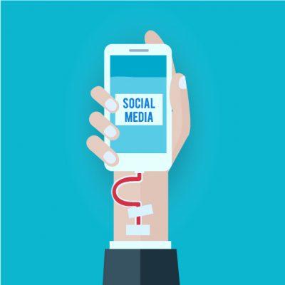 teens on social media