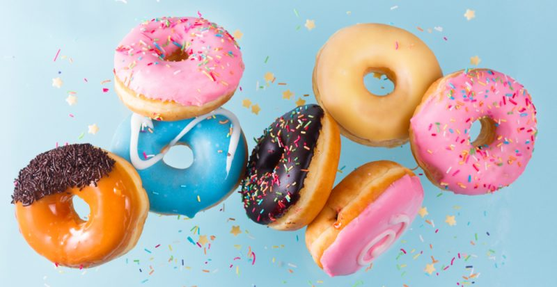 "Dunkin' Donuts is fortunate in that it markets itself as a ""fun"" brand, as opposed to its other major competitor, Starbucks, which sees itself as more serious."