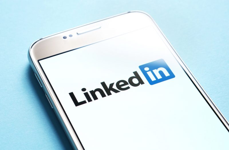 LinkedIn's algorithm is largely automated, at least in the initial stages.