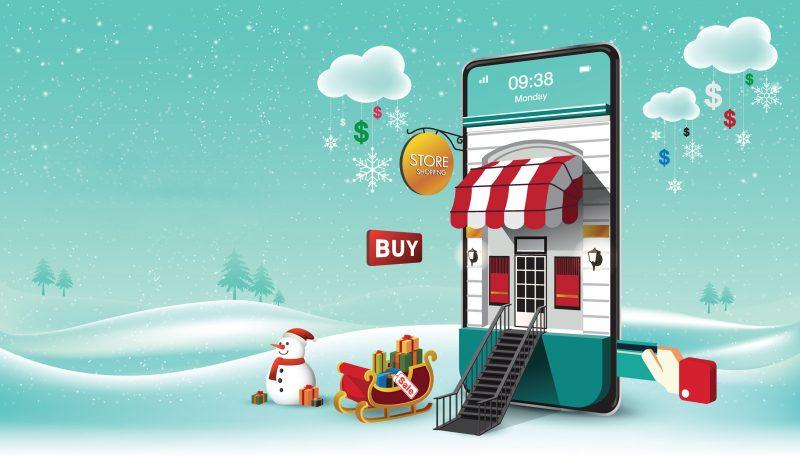 social marketing for holidays